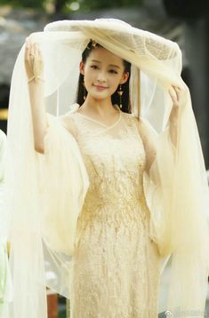Asian Style, Chinese Style, Asian Woman, Asian Girl, Princess Agents, Fantasy Gowns, Bride Of Christ, Woman Movie, Traditional Fashion