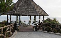 Where Kathleen S Wedding Ceremony Will Be In Ca On February 2017 Laguna Beach Heisler Park Gazebo