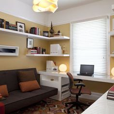 1000 images about office guest room on pinterest day bed guest rooms and daybeds - Small home office guest room ideas ...
