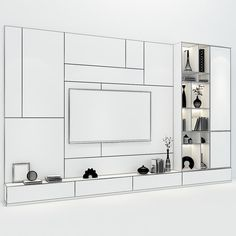 Living Tv, Ikea Living Room, Living Rooms, Modern Tv Units, Modern Tv Wall, Tv Wall Decor, Wall Tv, Living Room Tv Unit Designs, Tv Wall Unit Designs