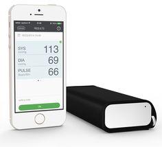 Qardio   QardioArm Wireless Blood Pressure Monitor