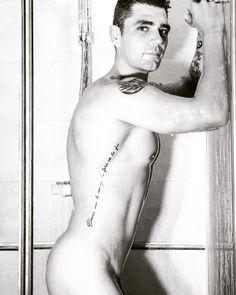 #nudeart #blackandwhite #showertime #showershooting #sexy #fitness #blackandwhite #artisticnude