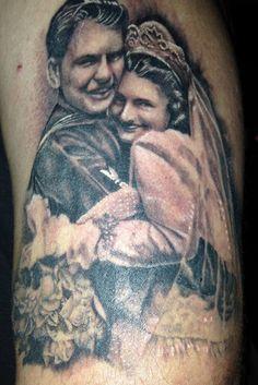 Earl & Betty Tattoo