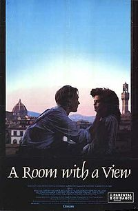 A Room With A View (1985) Maggie Smith, Helena Bonham Carter, Daniel Day Lewis, Denholm Elliot, Julian Sands