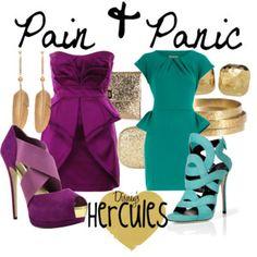 Hercules: Pain & Panic