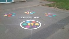 Playground Surface Games in Lancashire 6