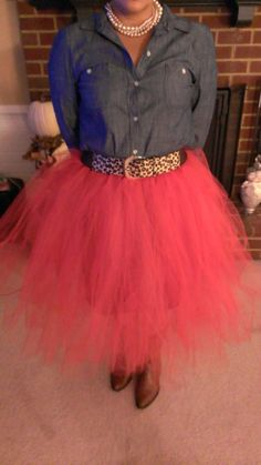 Red Adult Tutu Looks Great Dressed Up or Casual. Adult Chic Holiday Tutu for Family Photos. Women's Size 2-10 Tutu on Etsy, $45.00
