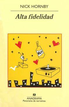 Rob, el melómano protagonista de 'Alta fidelidad' (Nick Hornby, 1995), rompe con su novia Laura, y para lograr entender la causa de su fracaso rememora las cinco separaciones más relevantes de su historial, desde que tenía 12 años: descubre que, a pesar de la experiencia, ni las relaciones ni las rupturas se hacen más fáciles. El lector puede sentirse identificado con algunas de las reacciones de Rob, como dejarlo todo y ponerse a trabajar en una tienda de discos o torturarse por ser un imán…