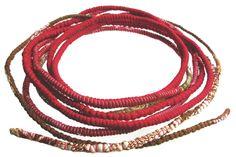 Tanvi Kant necklace. Love the colours.
