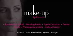 I am a fully qualified experienced makeup artist specialising in Bridal and Special Occasion makeup. Based in the beautiful Algarve, I am fully mobile and will travel to you at your destination. http://www.algarveweddingdirectory.info/section698719.html