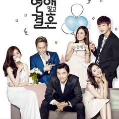 Marriage Not Dating. A romantic comedy kdrama. Must watch.. :D