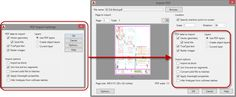 New in AutoCAD/LT 2017 is the much-needed ability to import PDFs. This new feature will import geometry and True Type Fonts (.ttf) only. If your PDF file contains fonts that use an .shx font, that tex…