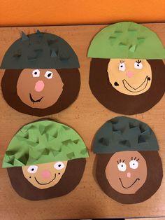 4 Kids, Diy For Kids, Autumn Activities, Kindergarten, Preschool, Kids Rugs, Creative, Inspiration, Animals