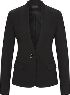 STRENESSE - Blazerjacke aus Punto Milano Futter: Acetat/Elasthan Milano Jersey m Elasthan