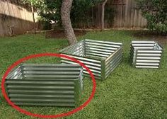 Raised Garden Beds - less expensive than the feeding troughs and free shipping