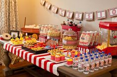 Movie Theme Wedding Shower | ... 400 in Vintage Movie Themed Birthday Party . ← Previous Next