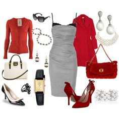 9 to 5 and 5 to ???, created by anakt.polyvore.com