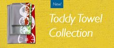 Fun, fashionable and effective Microfiber towels for the Kitchen.   http://www.toddygear.com/collections/toddy-towels