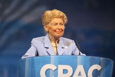 Conservative Icon Phyllis Schlafly Endorses Donald Trump For President - Video - Stumpin' For Trump! Phyllis Schlafly, The Right Stuff, College Campus, Right Wing, My Hero, Donald Trump, Presidents, Shit Happens, Think
