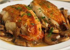 Moist Baked Chicken, Italian Baked Chicken, Baked Chicken Breast, Chicken Breasts, Chicken Wings, Goat Cheese Stuffed Chicken, Best Chicken Recipes, Turkey Recipes, Meat Recipes