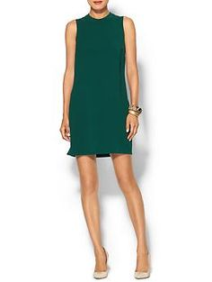 LOVE this color!! Tinley Road Harlen Mock Neck Shift | Piperlime