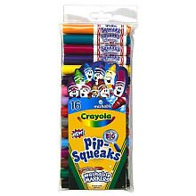 Crayola PipSqueaks 16Count Washable Markers