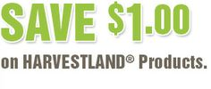 HARVESTLAND® all natural meat + poultry #organic #coupons