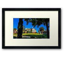 St. Aidens Orphanage - Bendigo, Victoria Framed Print