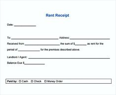 Xerox Rental Invoice Template Example  Using The Rental Invoice