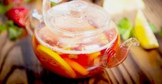 3 Напитка, которые очищают печень и вымывают жиры! | Будете Здоровы