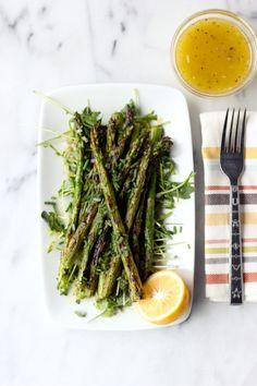 Restricted Diets – Grilled Asparagus Spring Salad | Free People Blog