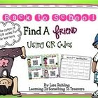 "This activity is perfect for back to school! It puts a fun twist on the typical ""Find a Friend"" activity! Students will use QR codes to go on a sca..."