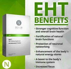 EHT benefits Www.lc2305.nerium.com
