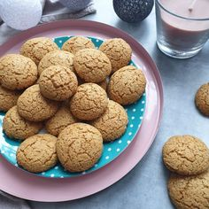 Sugar Free Sweets, Cukor, Cereal, Muffin, Gluten Free, Cookies, Breakfast, Food, Baba