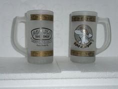 Beer Mugs. Ron Jon Surf Shop by Montyhallsshowcase on Etsy