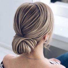 100 Gorgeous Wedding Updo Hairstyles That Will Wow Your Big Day - Selecting your. - Art Beauty Color - 100 Gorgeous Wedding Updo Hairstyles That Will Wow Your Big Day – Selecting your bridal hair styl - Bridal Hairstyles With Braids, Best Wedding Hairstyles, Hairstyles Haircuts, Unique Hairstyles, Gorgeous Hairstyles, Formal Hairstyles, Updos For Thin Hair, Romantic Bridal Updos, Wedding Updo