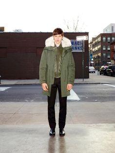 Givenchy 2012 prefall