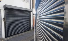 Providers of high quality concertina security grilles for windows & doors to effectively defend your homes and businesses against intruders in the United Kingdom. Rolling Shutter, Roll Up Doors, Security Products, Roller Shutters, Universal Remote Control, Shutter Doors, Garage Workshop, Blinds, Lab
