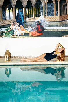Style Icon: Marisa Berenson