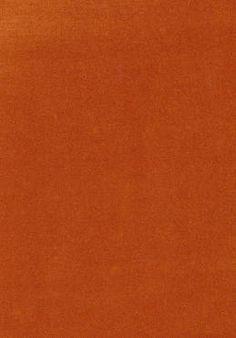 Rooksmoor velvet in Marmalade.  lewis and wood