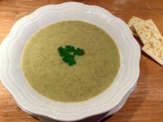 Potage au brocoli dans l'Instant Pot