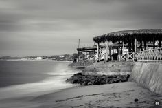 Mancora in Black and White
