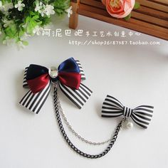 Double Bow Tie - Moño doble