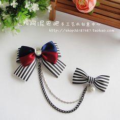 Double Bow Tie - Moño doble