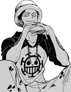 One Piece, Trafalgar Law.