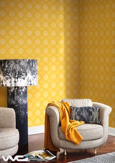 Wallpaper Suppliers, Bespoke Design, Spring Trends, Trends 2018, Africa, Chair, Projects, Furniture, Home Decor