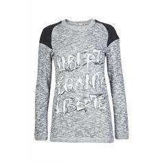 LIBERTY PRINTED SWEATSHIRT Liberty Print, Printed Sweatshirts, Fall, Long Sleeve, Sleeves, Mens Tops, T Shirt, Shopping, Fashion