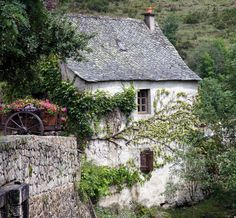 Beautiful french cottage