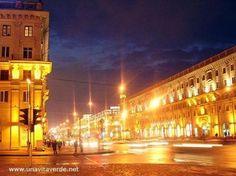 Foto de Minsk, Bielorrusia (un miembro de Facebook, ene 2010)