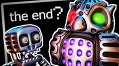 IS THIS THE END?! | FNAF World #7